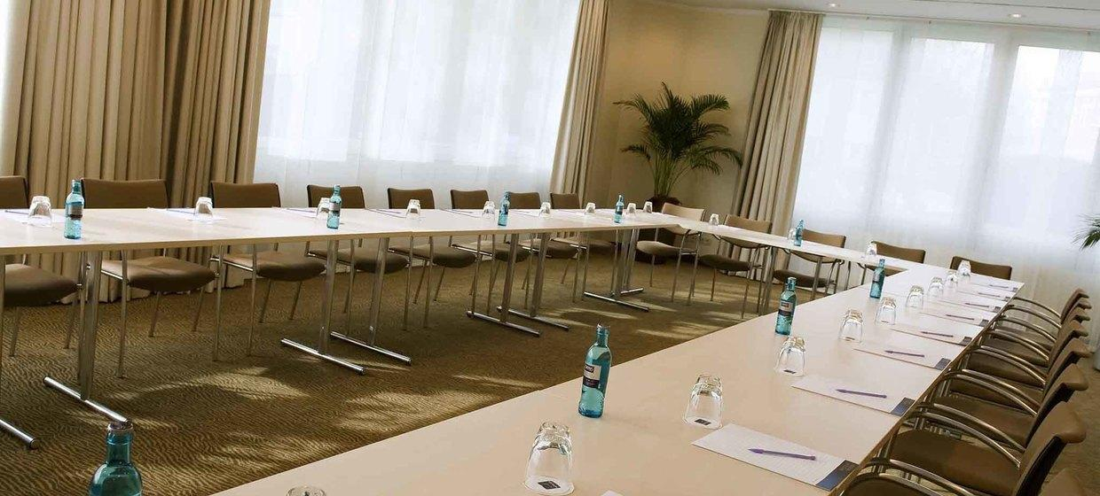 Novotel Mainz mit Eventlocation Kasematten 5