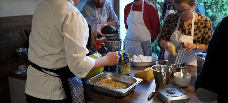 Gemeinsam kochen im Alten Winzerhof 1