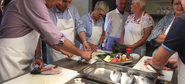 Gemeinsam kochen im Alten Winzerhof 2