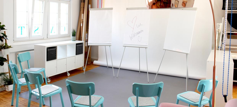 Raum & Studio Frankfurt 2