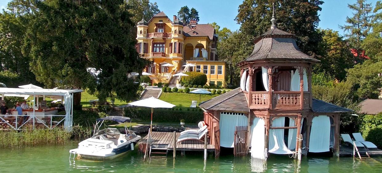 Hotel Schlossvilla Miralago 2