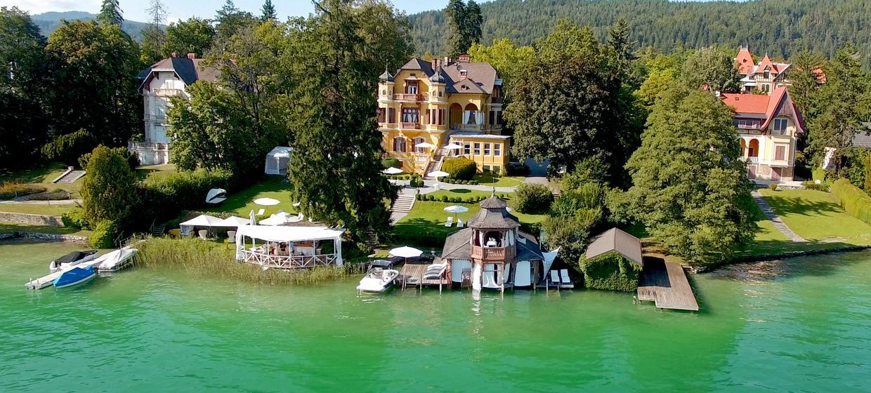 Hotel Schlossvilla Miralago 1