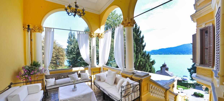 Hotel Schlossvilla Miralago 4