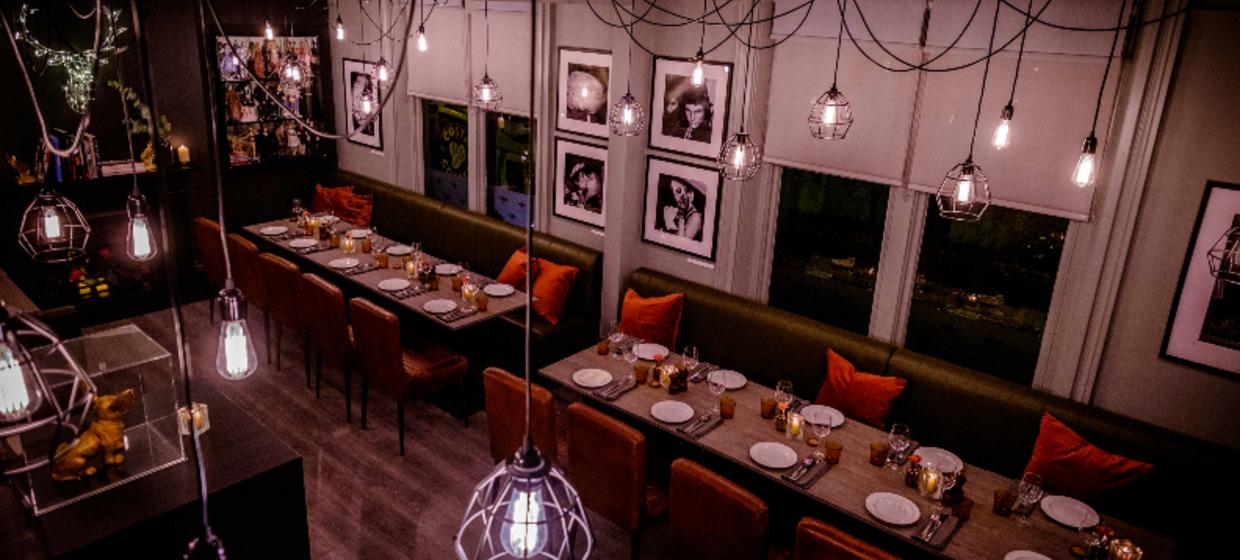 Quirky Restaurant with pop-up chef residencies  1