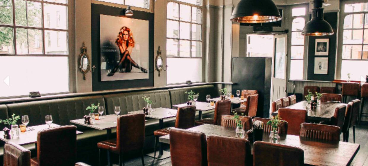 Quirky Restaurant with pop-up chef residencies  3
