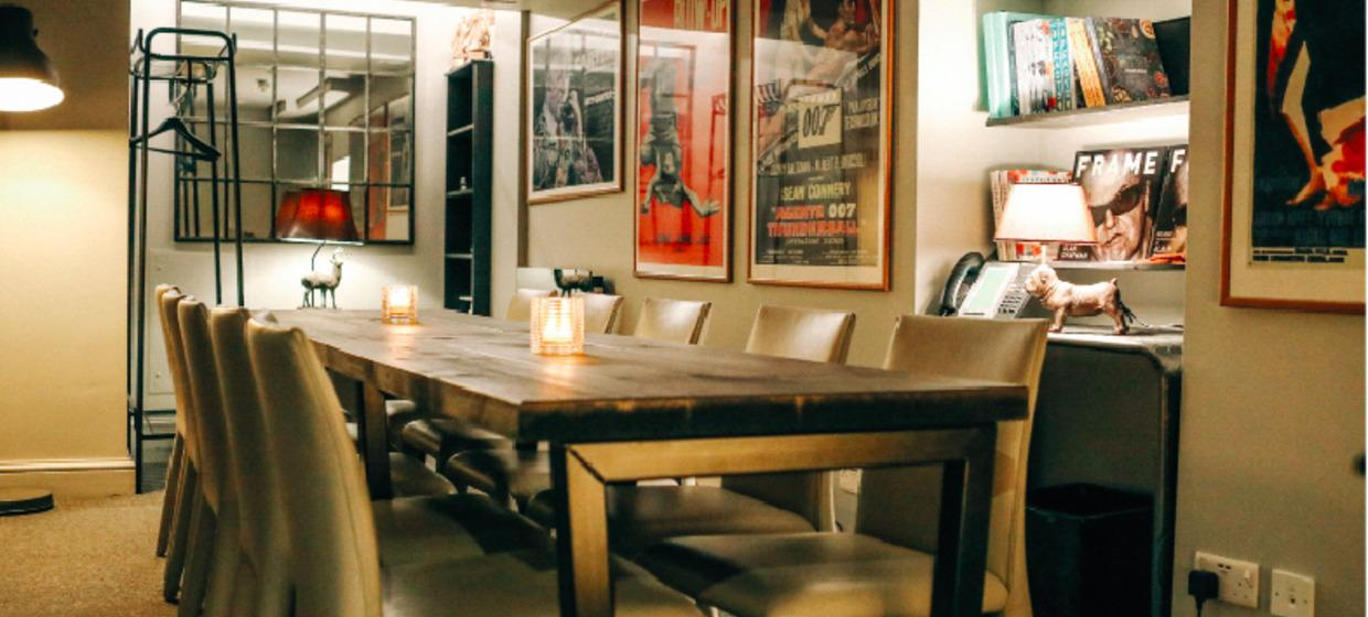 Quirky Restaurant with pop-up chef residencies  4