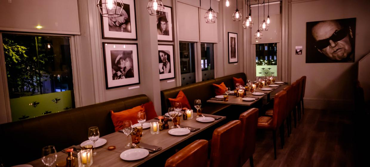 Quirky Restaurant with pop-up chef residencies  7