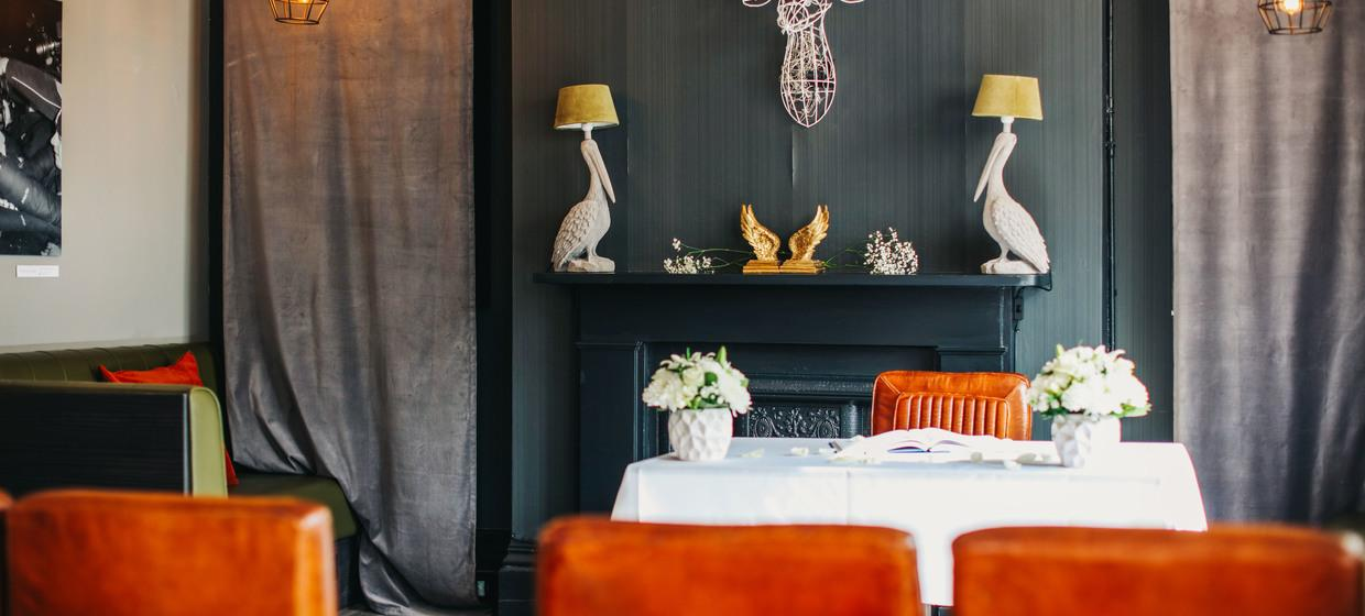 Quirky Restaurant with pop-up chef residencies  9