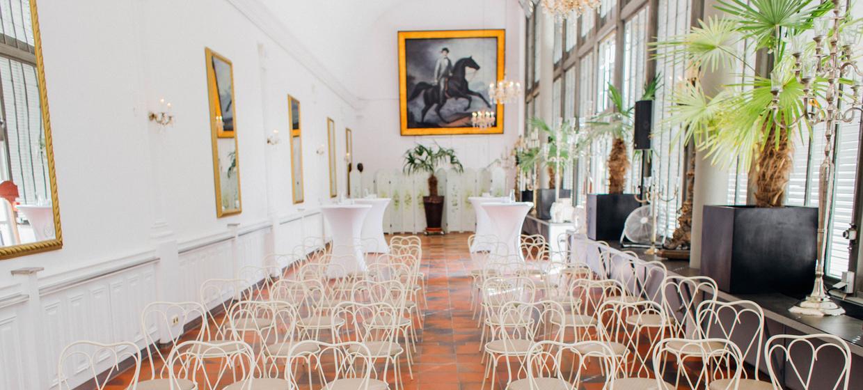 Schlosscafé im Palmenhaus 10
