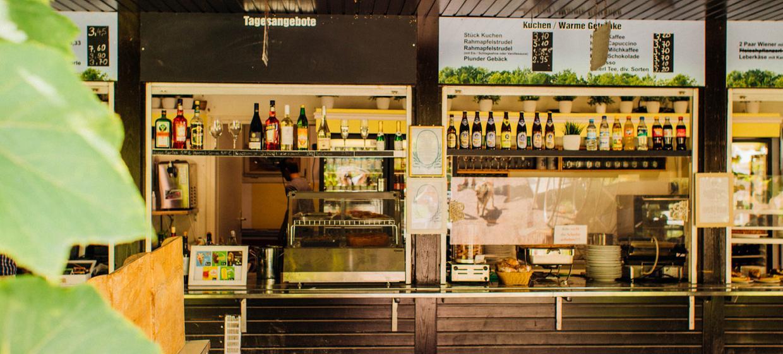 Schlosscafé im Palmenhaus 13