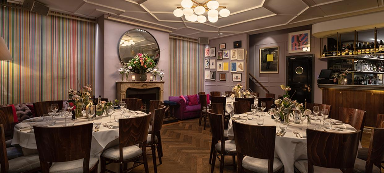 Private Event Rooms in Central London 4