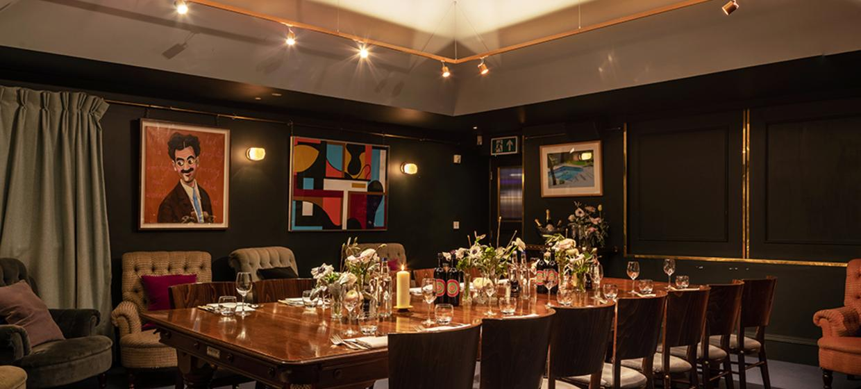 Private Event Rooms in Central London 5