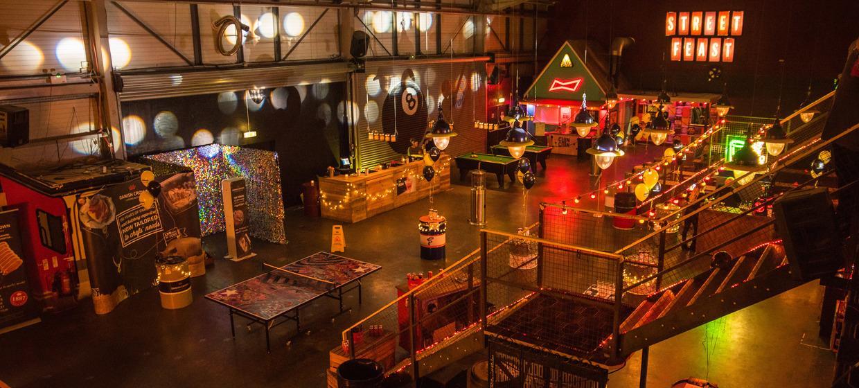 Alternative Mega Warehouse Space  20