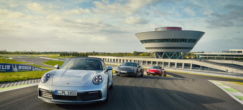 Porsche Leipzig 8
