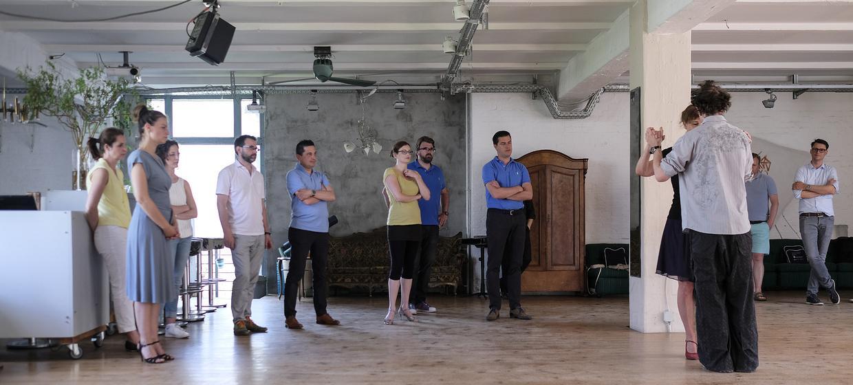 Tango & Leadership - Seminare für Unternehmen und Führungskräfte 1