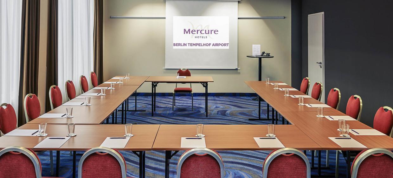 Mercure Hotel Berlin Tempelhof 2