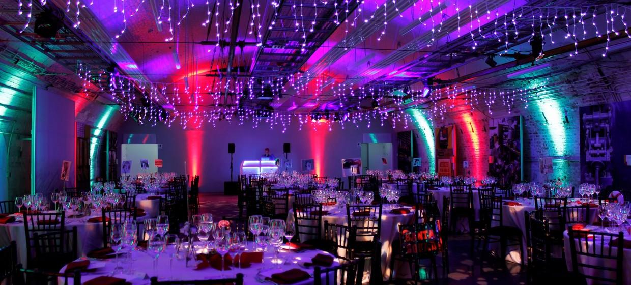 Extraordinary blank canvas event spaces 5