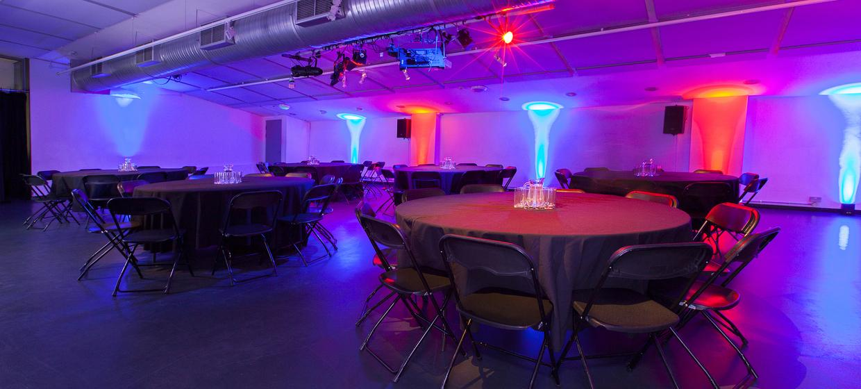 Creative And Diverse Event Space  4