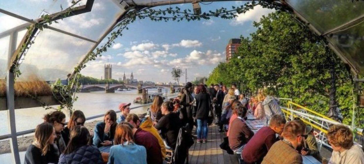 Floating Event Space in Prime London Location  3