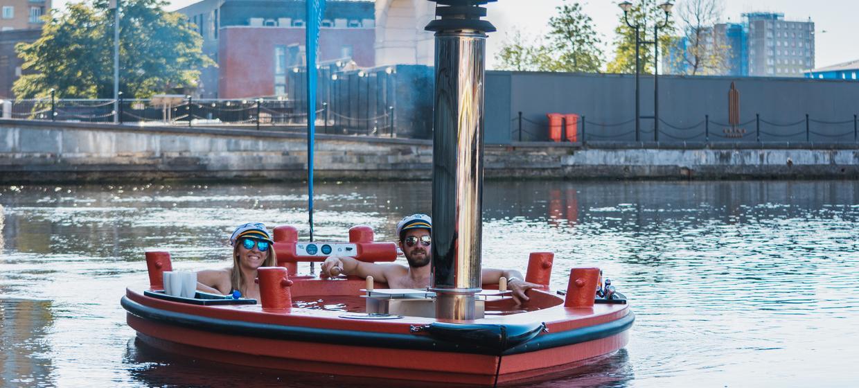 Hot Tub Boat Experience 3