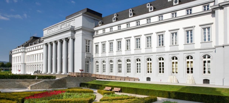 Kurfürstliches Schloss Koblenz 7