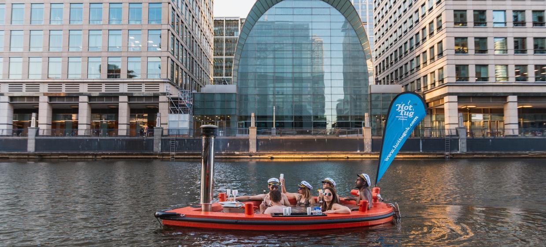 Hot Tub Boat Experience 12