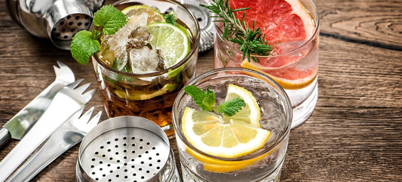 GIN SELBER MACHEN - Workshop + Tasting 1