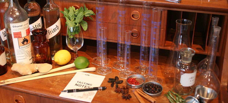 GIN SELBER MACHEN - Workshop + Tasting 3