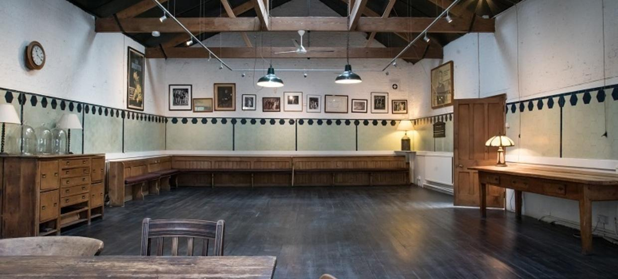 Bespoke event space in historic building  5