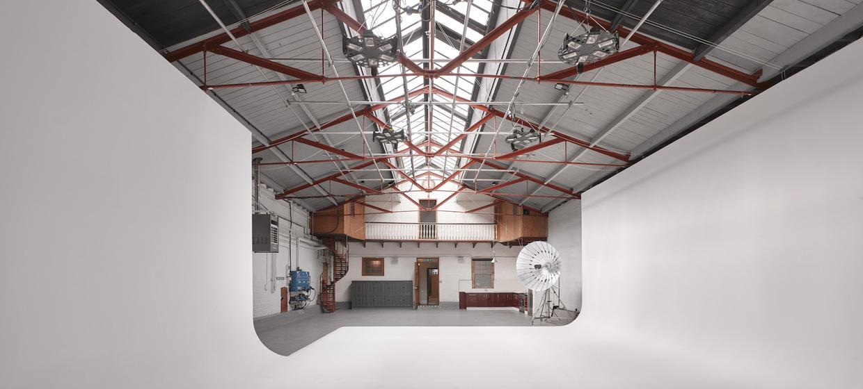 Bespoke event space in historic building  2