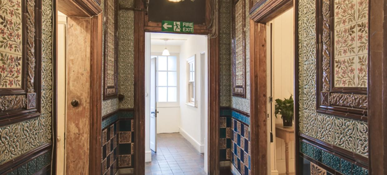 Bespoke event space in historic building  4