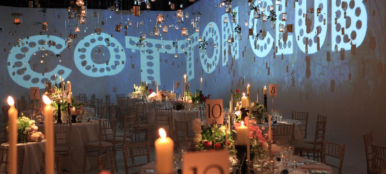 Bespoke event space in historic building  16