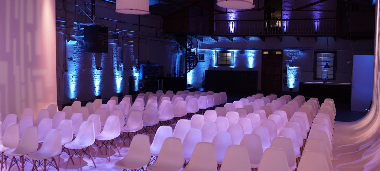Bespoke event space in historic building  18