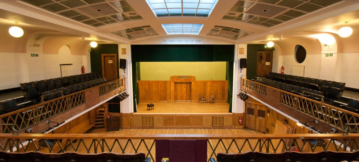Grade 2 listed Event Space  2