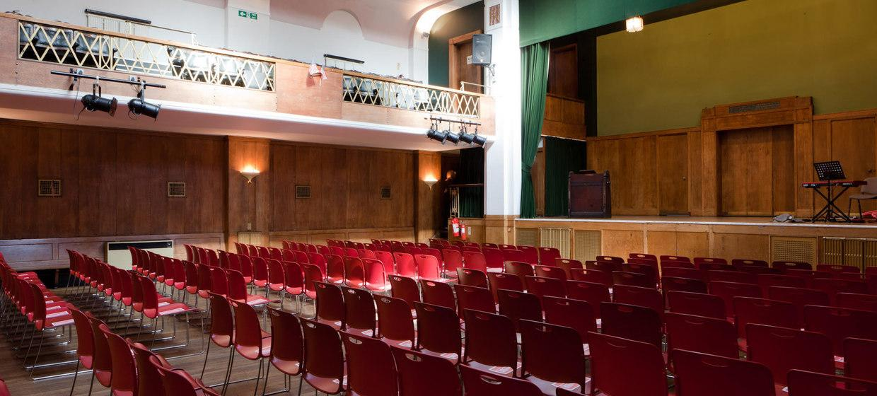 Grade 2 listed Event Space  3