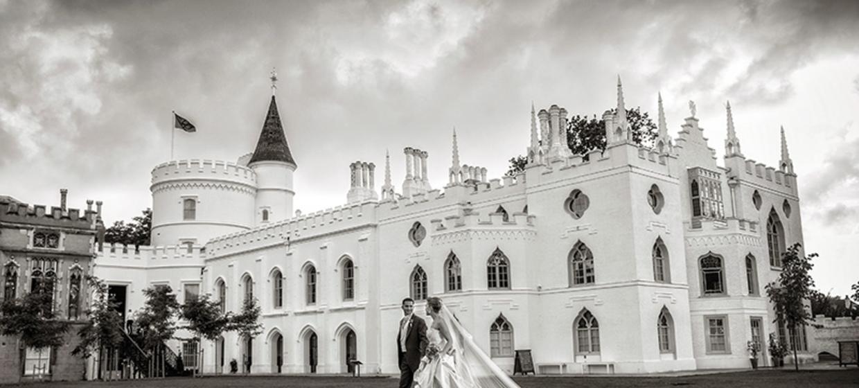 18th Century Gothic Castle 3