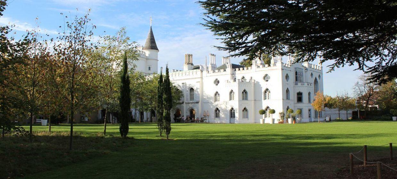 18th Century Gothic Castle 4