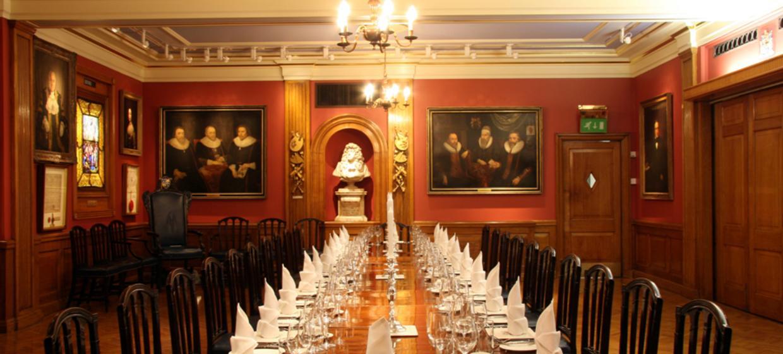 Elegant Livery hall  2