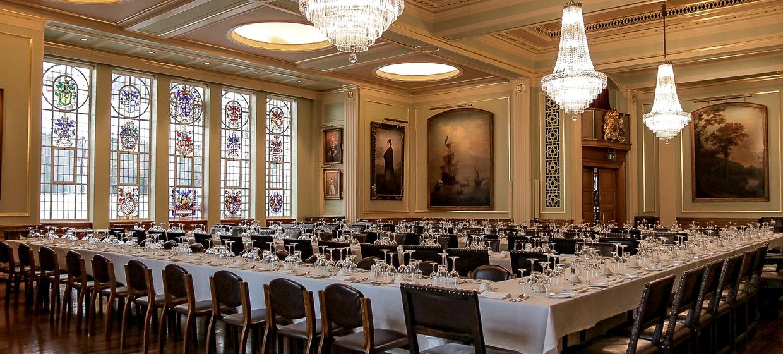 Elegant Livery hall  1