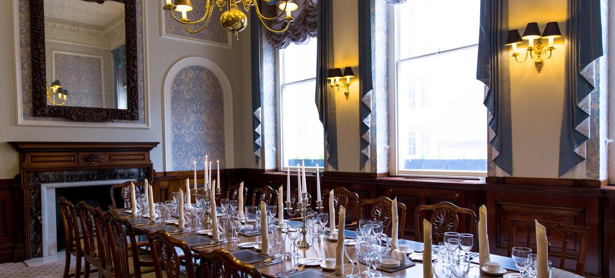 A luxurious venue for dinners, receptions and conferences 2