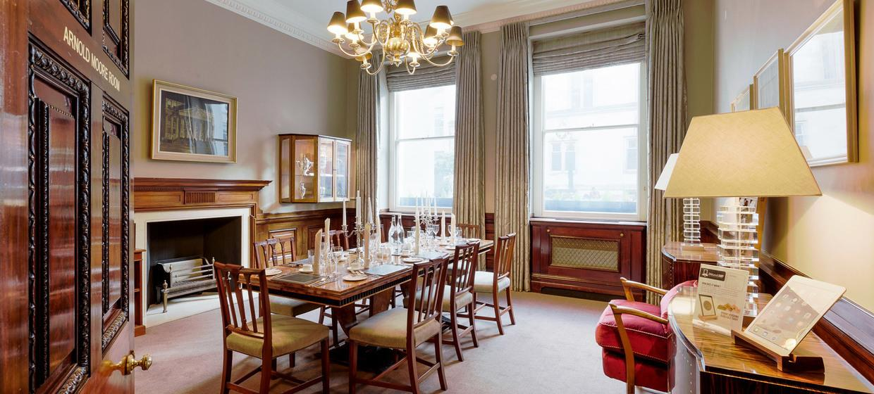 A luxurious venue for dinners, receptions and conferences 1