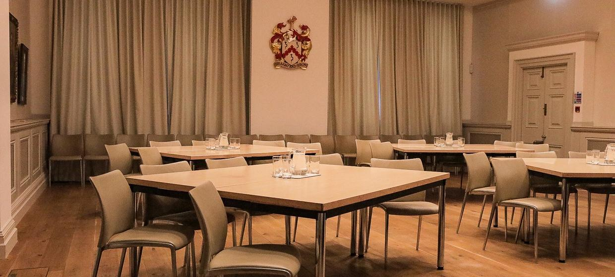 A luxurious venue for dinners, receptions and conferences 5