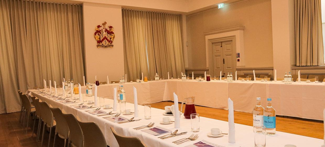 A luxurious venue for dinners, receptions and conferences 7