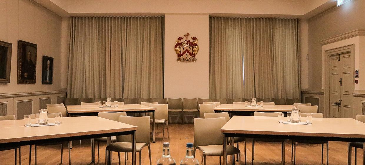 A luxurious venue for dinners, receptions and conferences 6