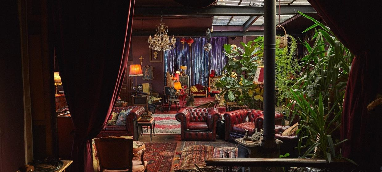 A Decadent Space for Creative Events  1