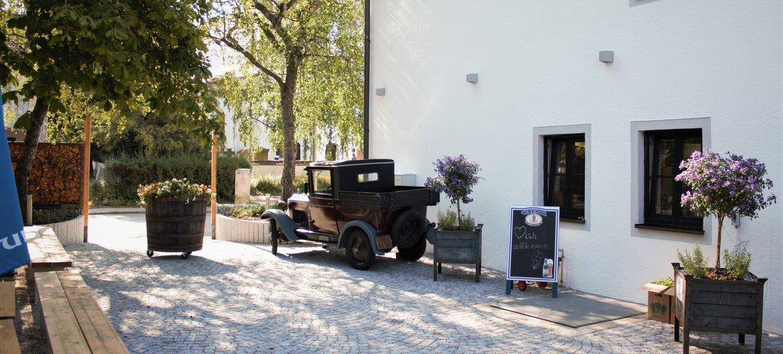 Alte Post Parsdorf 14