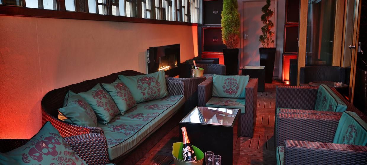 Hotel with Stylish Event Spaces  2
