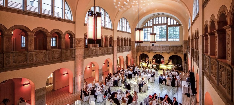 Hochzeit im historischen Stadtbad 2