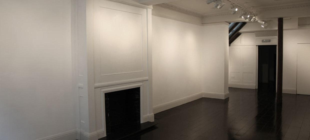 A beautiful blank canvas space with shop window  5
