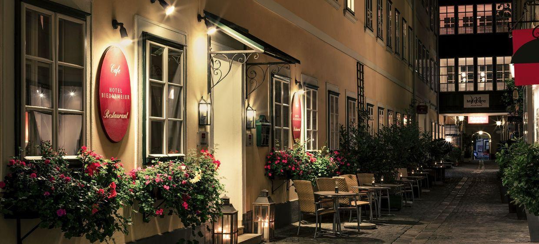 Mercure Grand Hotel Biedermeier Wien 17